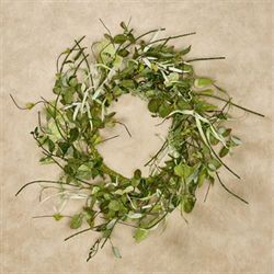 Spring Green Wreath