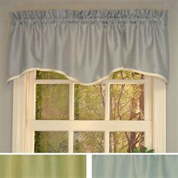 Finnigan Shaped Valance 56 x 15