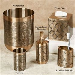 Byzantine Lotion Soap Dispenser Bronze