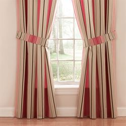 Eastern Myth Tailored Curtain Pair 100 x 84