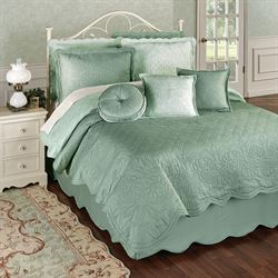 Everafter Quilt Set Celadon