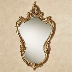 Hansa Wall Mirror Gold