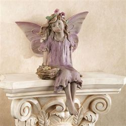 Springtime Fairy Shelf Sitter