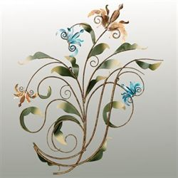 Floria Wall Sculpture