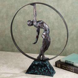Strength Expo Table Sculpture Bronze