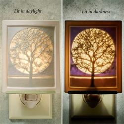 Midnight Moon Nightlight Light Cream