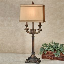 Aubriella Table Lamp Bronze