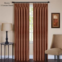 Ezra Pinch Pleat Curtain Panel