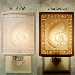 Nautilus Nightlight Light Cream
