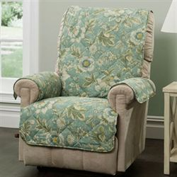 Aviston Furniture Protector Aqua Mist Recliner/Wing Chair