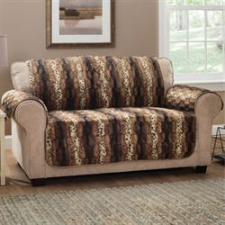 Prowl Furniture Protector Brown Recliner/Wing Chair