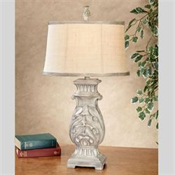 Agatha Table Lamp Gray