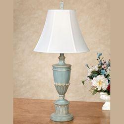 Aileen Table Lamp Aqua Mist