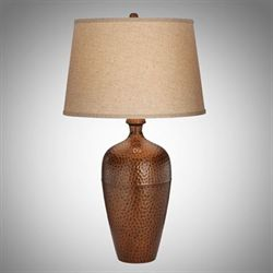 Zaliki Table Lamp Copper