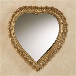 Carenda Wall Mirror Gold