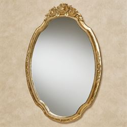 Jorah Rose Wall Mirror Gold