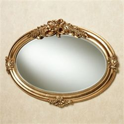 Marsciano Wall Mirror Antique Gold