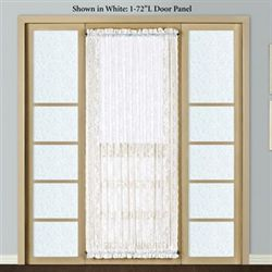 Windsor Lace Door Panel 56 x 72