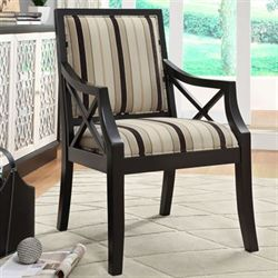 Berman Accent Chair Black
