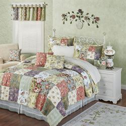 Blooming Prairie Quilt Multi Cool