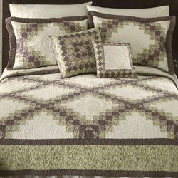 Kent Quilt Light Cream