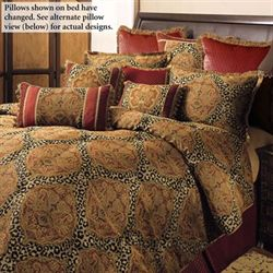 Temara Comforter Set Multi Warm