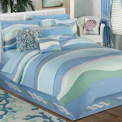 Waves Lightweight Comforter Set