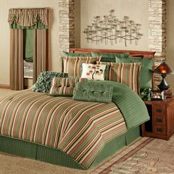 Riverpark Comforter Set Multi Warm