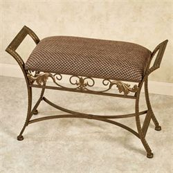 Mariah Bench Bronze