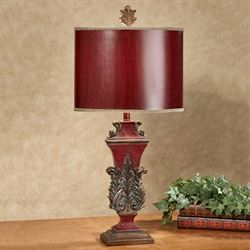 Triumph Table Lamp with LED Bulb Port