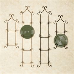 Regalla Vertical Plate Rack for 9\  to 10\  diameter plates  sc 1 st  Touch of Class & Decorative Plates and Racks | Touch of Class