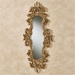 Palessia Wall Mirror Panel Venetian Gold