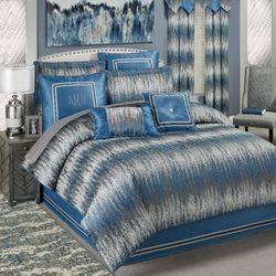 Seleca Comforter Set Federal Blue