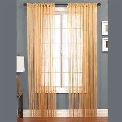 Marsailles String Curtain Panel