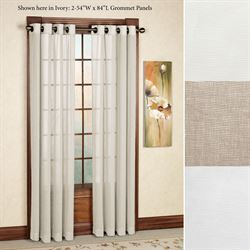 Bal Harbour Grommet Curtain Panel