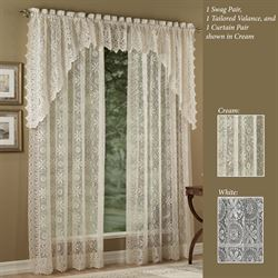 Hopewell Tailored Panel  58 x 84
