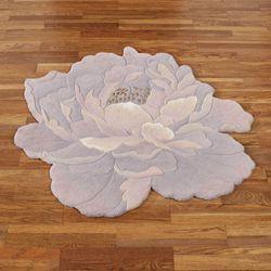 Kalina Round Rug Lavender
