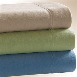 Micro Fleece Sheet Set