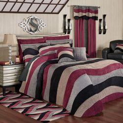 Apex Grande Bedspread Charcoal/Onyx