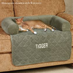 Ultimate Microplush Bolstered Pet Cover
