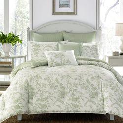 Floral Natalie Comforter Bed Set Peridot
