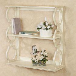 Graham Storage Shelf Whitewash