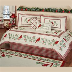 Wintersong Daybed Set Ecru Daybed