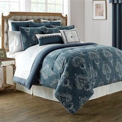Desirie Comforter Set Denim