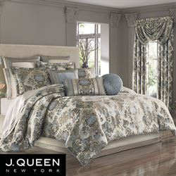 Jordyn Olivia Comforter Set Light Almond