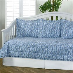 Aurora Daybed Set Medium Blue Daybed
