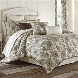 Pearcely Comforter Set Pearl