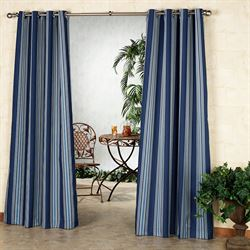 Gazebo Stripe Grommet Panel