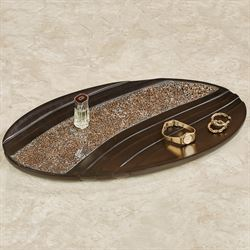 Grandeur Vanity Tray Bronze