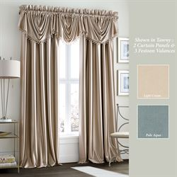 Phoenixx Tailored Curtain Panel